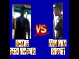 Street Fighter: Cleveland Bus Driver Vs. Hoodrat