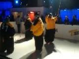 Sumo Hockey !!