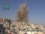 Syrian Sunni Arab Citizen Soldiers Detonate Tunnel Bombs Under Assad Regime Outposts: Aleppo July 29th, '14