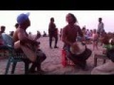 Street Children Singing Bob Marley