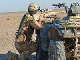 SAS Kill 200 ISIS Fighters In Four Weeks