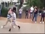 Street Fight Between 2 Boys.. Oh WAIT.. WTF!!
