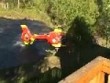 Spot Landing A Chopper