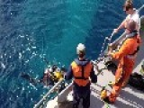 Smit Salvage Divers Ascend After Wreck Survey