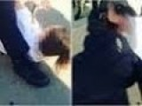 Shocking Video Shows Police Brutality Against School Girl, 13