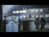 Sweden: Suspected Arson As Another Migrant Centre Burns Down In Stockholm