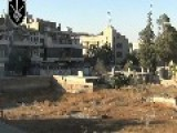 Syria War Today Tank Destroyed