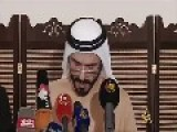 Sheikh Ali Hatim Al-Suleiman Prince Of The Dulaim Tribe We Will Form A Government In The Freed Sunni Provinces And Areas