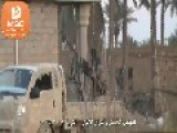 Shoot Down A Helicopter In Karmah - Albu Obaid Area. By The Armed Forces Of Dulaim Tribe