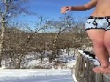 Snow Challenge Epic Fail, Auw!