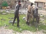 Syria - Islamic Front Launched Rockets On Damascus