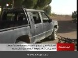 SAA Capture An FSA Pick Up With Some Weapons+Drugs Inside