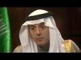 Saudi FM Adel Al Jubeir: Assad Is FINISHED In Syria
