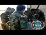Syria - Saudi Jihadist Meets SAA Troops 26 03
