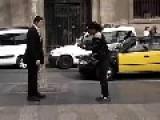 Street Performer VS Missionary