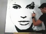 Speed Painting Angelina
