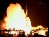 Soyuz Spacecraft Blasts Off From Baikonur With New ISS Crew