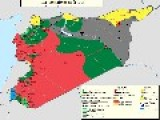 Syria: War Map Of The Current Situation - 1 18 2014
