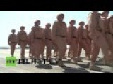 Syria: Hmeymim Troops Mark 71st Victory Day With Military Parade
