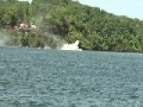 Speed Boat Accident At The 2014 Shoot Out