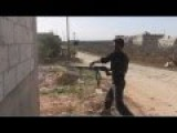 Syria - Intense Gun Battles On The Outskirts Of Aleppo