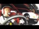 Shelby GT Targa Tasmania 2016 Crash