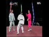 Shaolin Monk Vs Black Belt Taekwondo Master