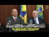 Six Latin American Countries Boycott Temer's UN Address