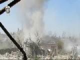 Syria - BPB Rebels Blow Up SAA Post + Assault 23 03