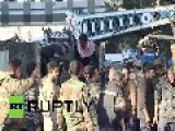 Syria: Explosion Destroys Bus Carrying Pilgrims In Damascus