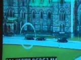 Surveillance Footage Of Ottawa Shooter