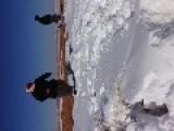 Snowing In Saudi Arabia