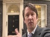 Spoof Reporter Makes Fun Of Cameron And Cabinet