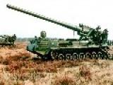 Spoils Of War: Giant Self Propelled Artillery Guns Captured!