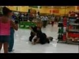 South Carolina Police Beat Man In Walmart
