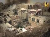 Syrian Sunni Arab Citizen Tunnellers At Work Under The Court Complex: Old Aleppo