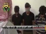 Syrian Sunni Arab Citizen Soldiers Display Male And Female Members Of A Kurdish Terror Gang: Al-Hasakah