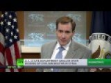 State Dept Grilled Over Dozens Of Civilian Deaths In Syria Airstrikes!