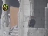 Syria - Al-Habib Al-Mustafa Brigades Sniper Attack 30 10