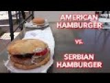 Serbian Food: Serbian Hamburger Vs. American Hamburger