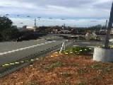 Sinkhole Swallows Road
