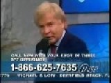Steve Munsey Begging And Pleading For Money