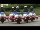 Scooters Shaped As Fighter Jets Japan