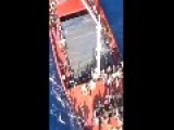 Ship Carrying Over 700 Migrants Rescued Off Greek Coast