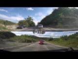 Serbian Road Madman!