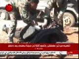 Syrian Army Dismantles 2 VBIEDs In Damascus
