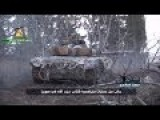 Southern Aleppo Offensive In Syria: Iraqi Kataib Hezbollah Forces In Action