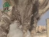 Syrian Sunni Arab Citizen Soldiers Destroy Assad Regime Outpost With A Powerful Tunnel Bomb: Aleppo Citadel Feb 19th, '14