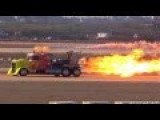 Shockwave Jet Truck 27be Breaks The 320 Mph At 2016 MCAS Miramar Air Show