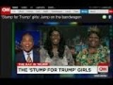 Stump For Trump Ladies: Blacks And Women Love Trump. Deal With It